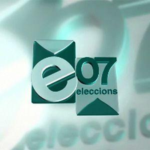 Elecciones 2007 (IB3)