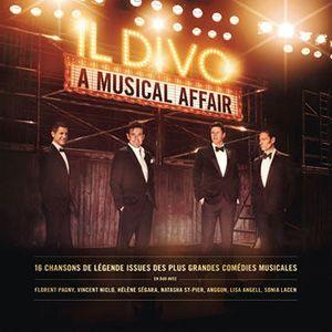 IL Divo - A Musical Affair (french edition)