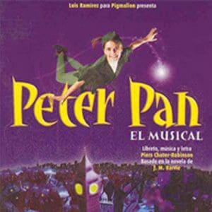 Peter Pan, the musical