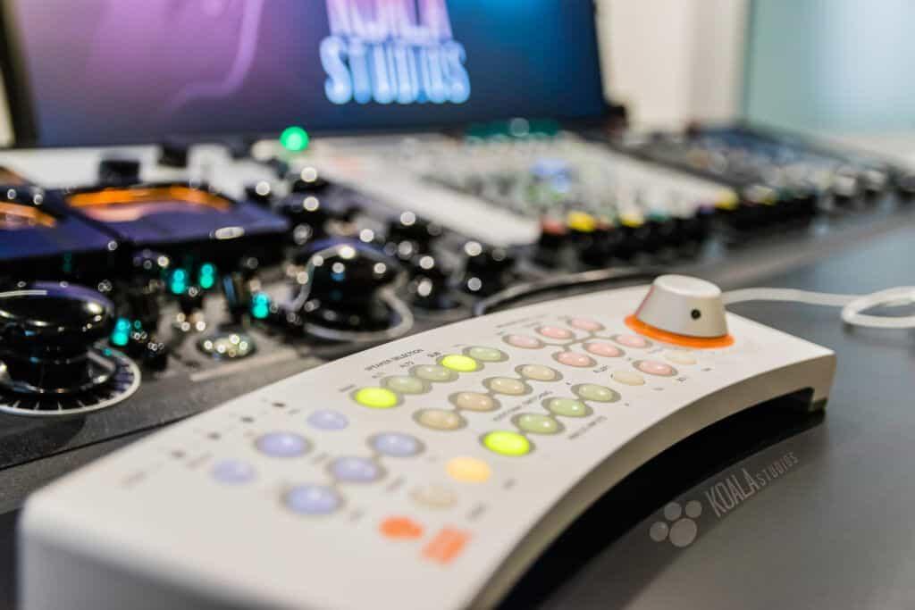 Koala Studios - Productora musical en Barcelona