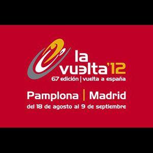 Vuelta Ciclista a España 2012 (TVE 1, TVE 2)