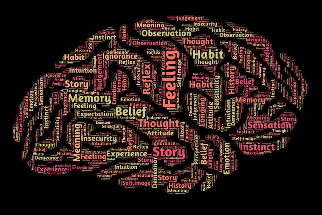 How the brain works to create ideas